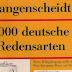 الف تعبير في اللغة الألمانية - Deutsche Redensarten