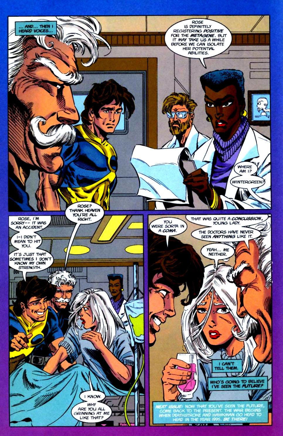 Deathstroke (1991) Issue #51 #56 - English 23