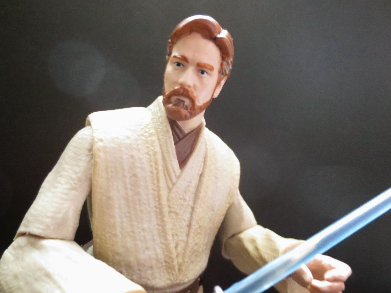 Obi Wan Kenobi Actor Action Figure Barbecue...