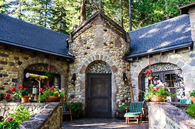 Fachadas de piedra fachadas de casas en piedra natural - Fachadas piedra natural ...