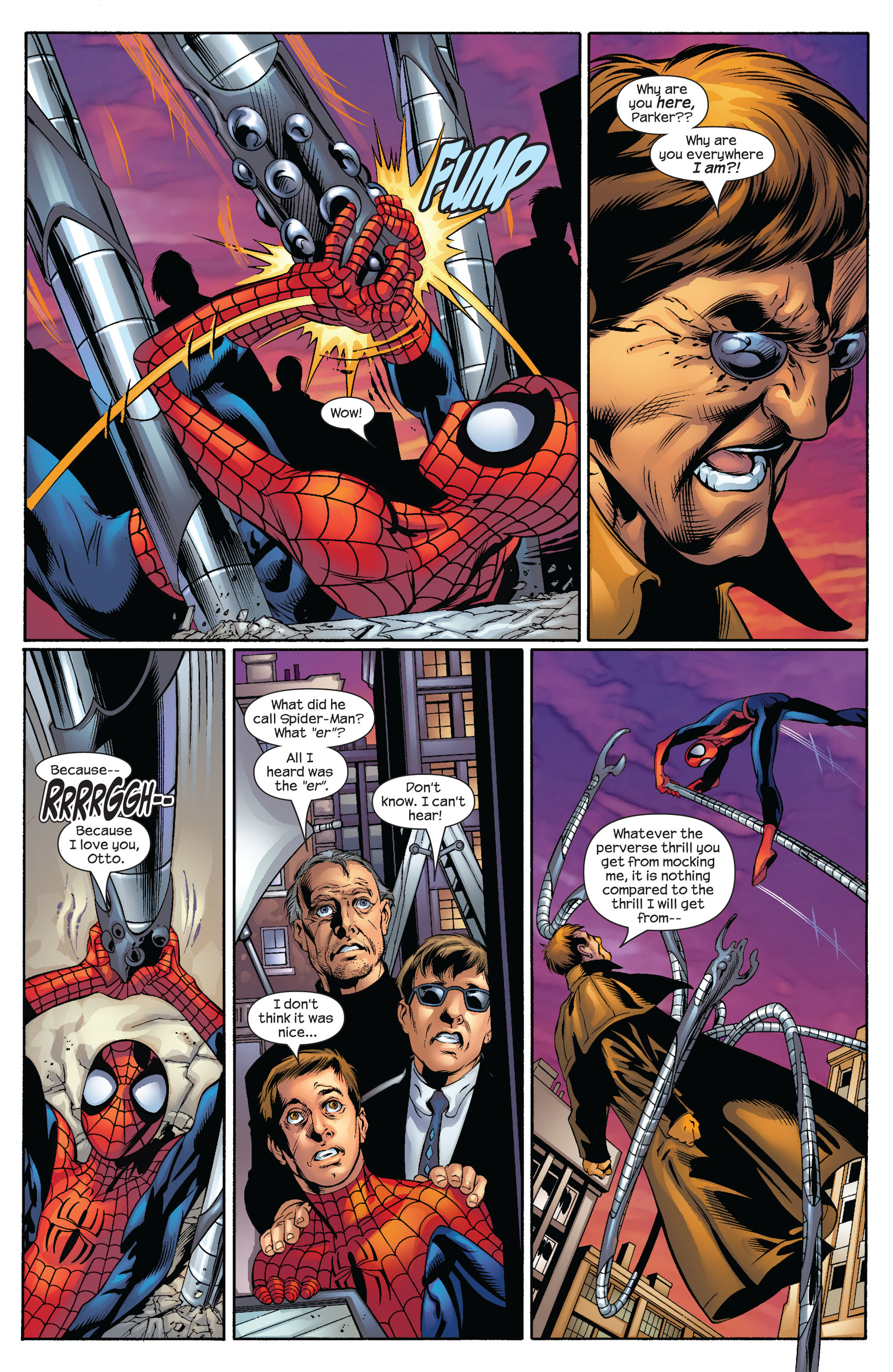 Ultimate Spider-Man (2000) Issue #56 #60 - English 7