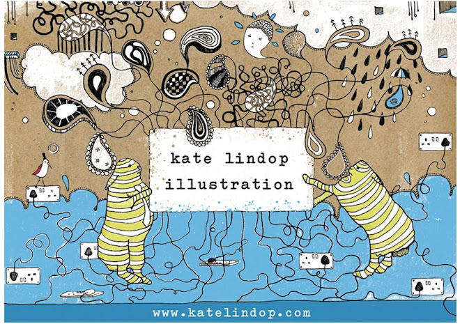 kate lindop illustration