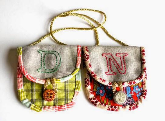 Как шить детский сумка