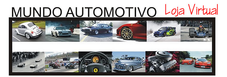 Loja Virtual - Mundo Automotivo