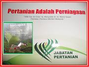 Pertanian Adalah Perniagaan YAB Tan Sri Dato Hj Muhyiddin B Hj Mohd Yassin TPM Malaysia