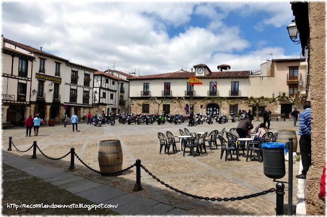Plaza de Covarrubias