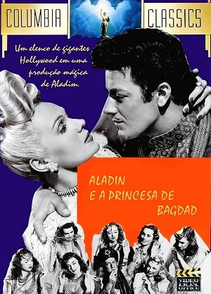 Filme Aladin e a Princesa de Bagdá    Torrent Download
