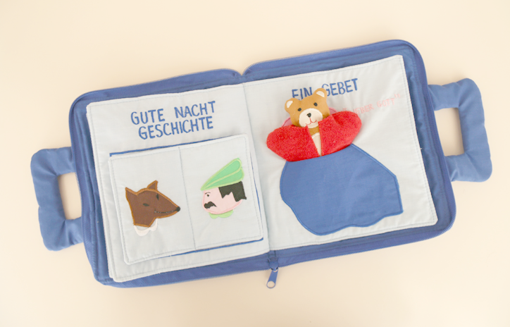 Mis libros preferidos - Mein gute nacht buch - Hansel y Greta
