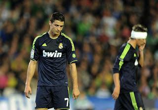 Real Madrid vs Real Betis