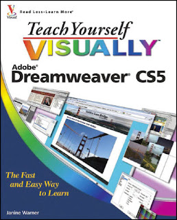 Teach Yourself Visually Dreamweaver CS5  by Janine Warner