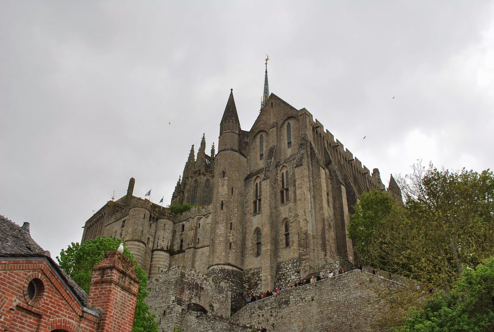 Mont-Saint-Michel tourisme