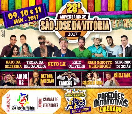 Festa da Cidade de São José da Vitória