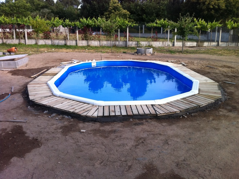 Piscina p gina 3 for Piscinas desmontables para enterrar