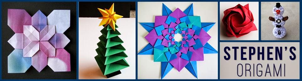 Stephen's Origami