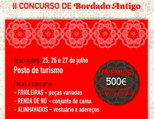 NISA: II CONCURSO DE BORDADO ANTIGO