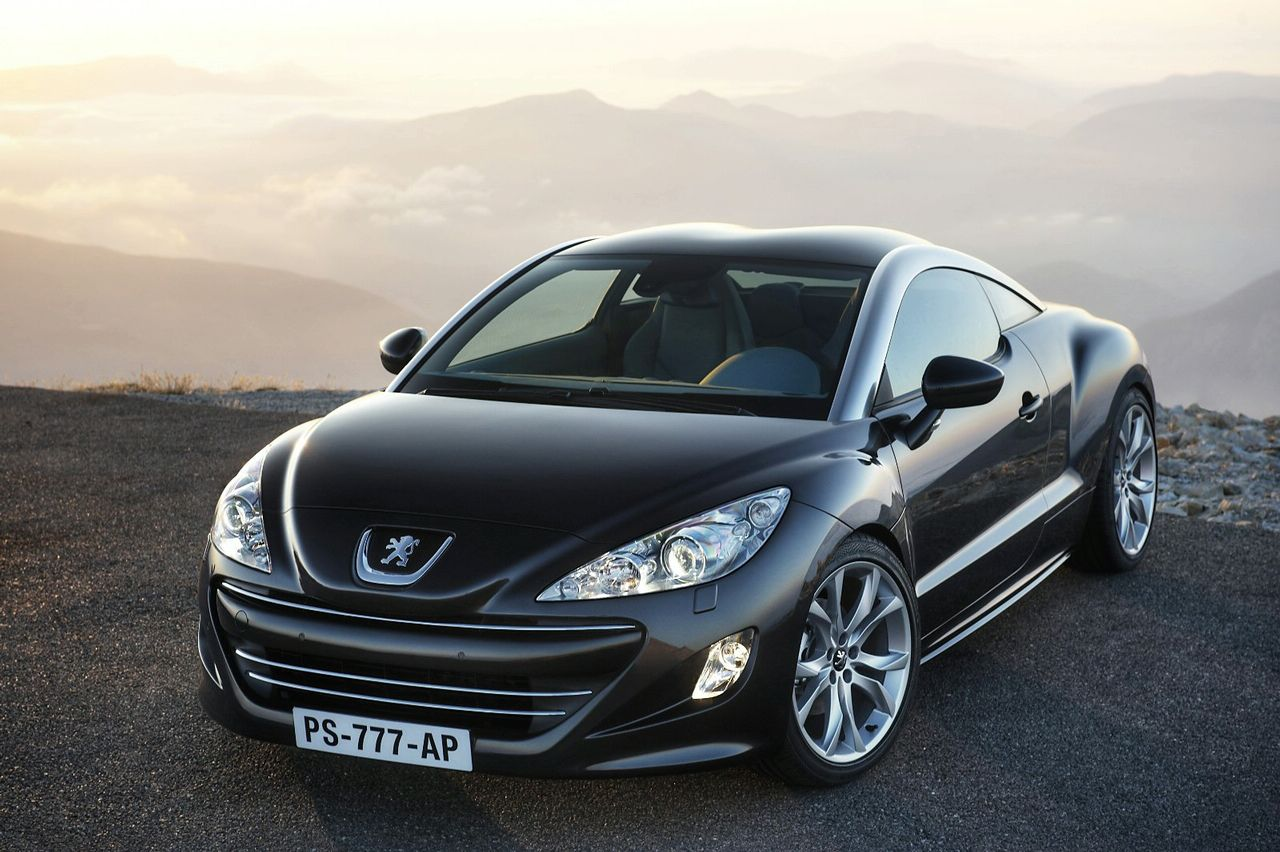 All Car Collections Peugeot Rcz