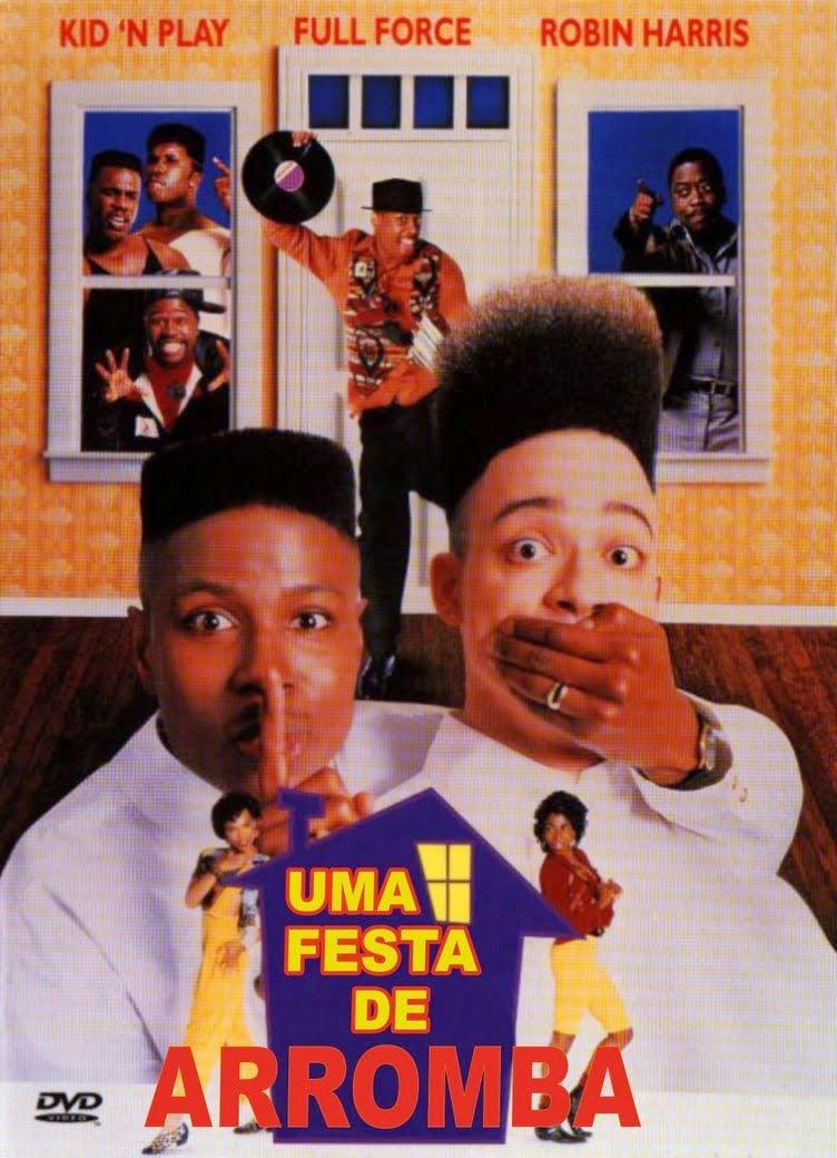 Uma Festa de Arromba – Dublado (1990)
