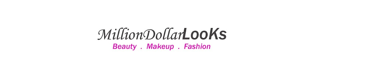 MillionDollarLooks Makeup and Beauty Blog | Indian makeup and beauty blog