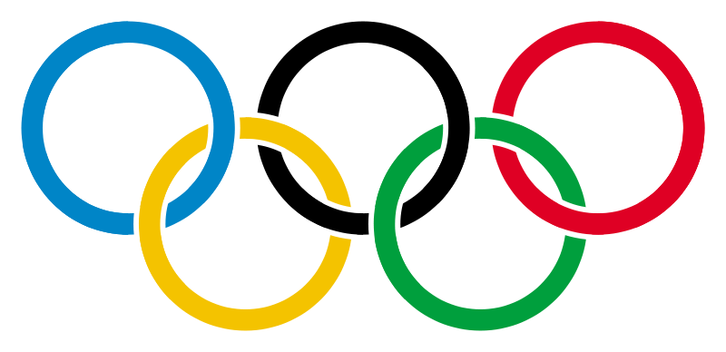 "TYWKIWDBI (""Tai Wiki Widbee""): The colors of the Olympic rings"