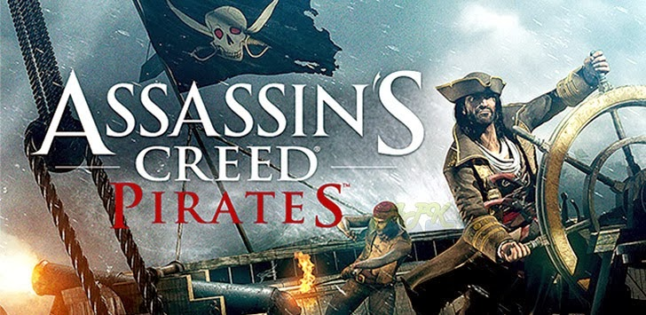 Assassin's Creed Pirates v1.0.3 Full Android Apk İndir