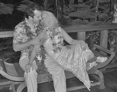 Rainforest Weddings Fantasy Wedding