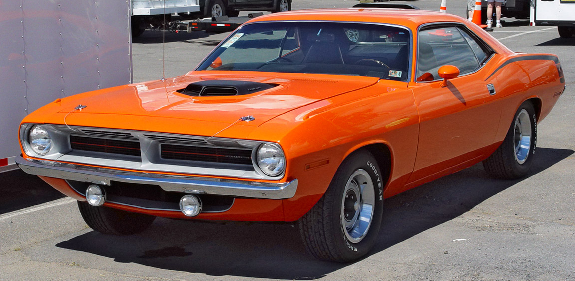 hemi muscle cars - photo #18