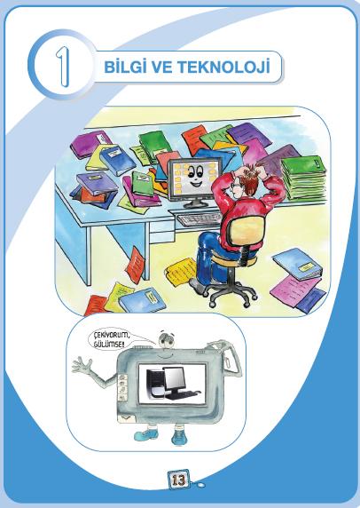 Ünite bilgi ve teknoloji