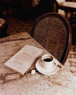 CAFÉ Y MUSAS