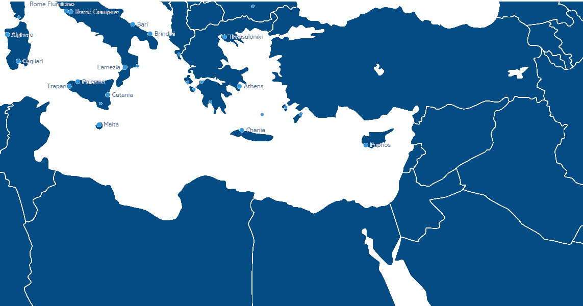 Ryanairs route map eliminates border between israel and jordan there is no border between israel jordan and the territories even including gaza gumiabroncs Image collections