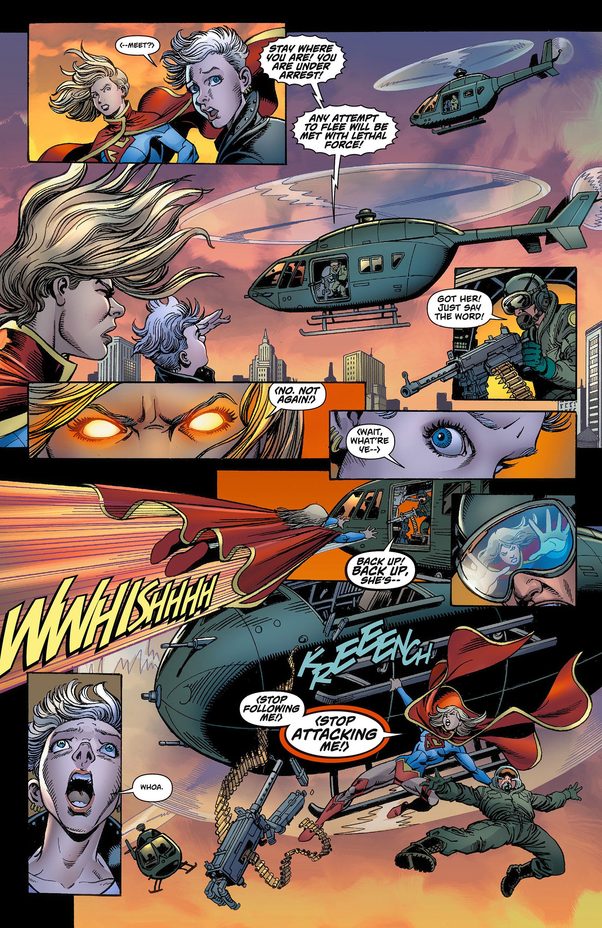 Supergirl (2011) Issue #8 #10 - English 9