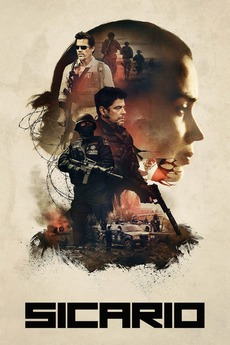 Watch Sicario (2015) BluRay 720p Free Movie