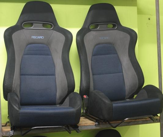 Dingz garage seat recaro lancer evo 7 for Garage seat 91