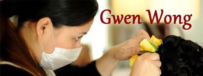 MakeUp Artist - Gwen Wong