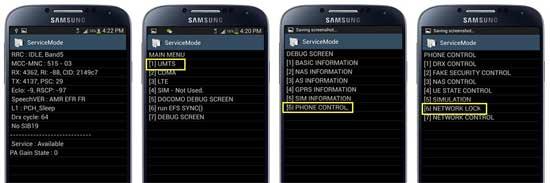 SIM Unlock Galaxy S4 1