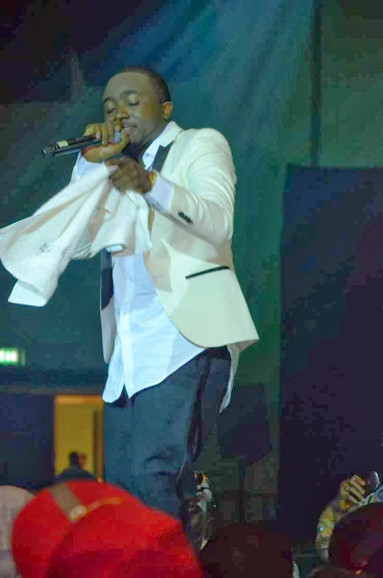 Don Jazzy, D'banj, Toolz, Rita Dominic, others party at Ice Prince's #FOZ launch concert (PHOTOS)