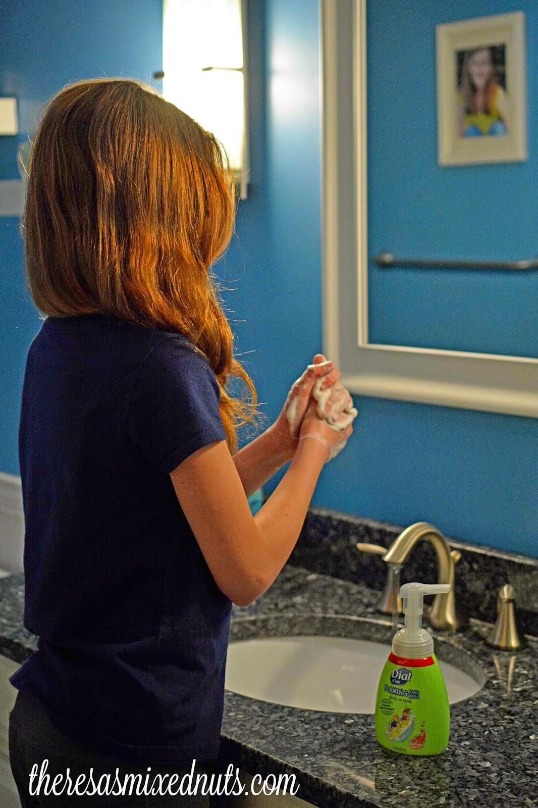 Dial Kids Foaming Hand Wash