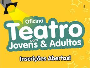 Curso de Teatro para Jovem & Adulto