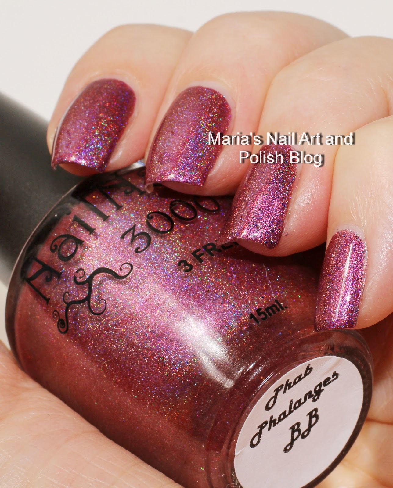 Marias Nail Art And Polish Blog Flushed With Stripes And: Marias Nail Art And Polish Blog: NailNation 3000 Phab