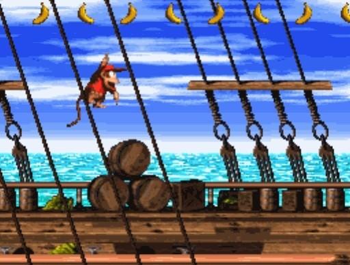 jugar donkey kong 1: