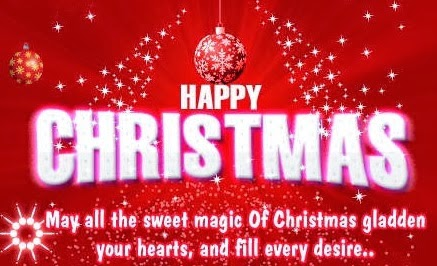 Happy Dussehra Quotes: Merry Christmas 2014 Greetings Message to Friends