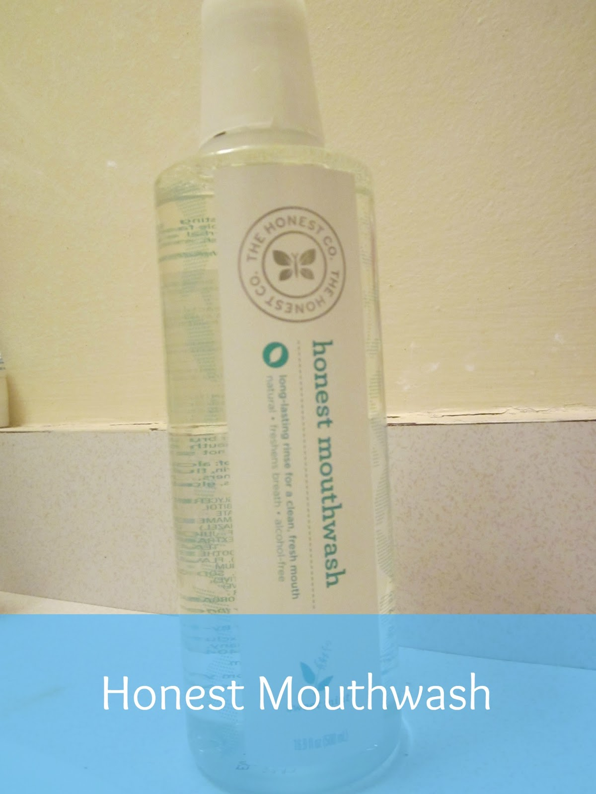 the honest company mouth wash