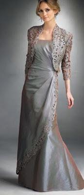 Imagenes de vestidos de fiesta para abuelas