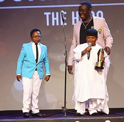 Celebrities at AMVCA 2014