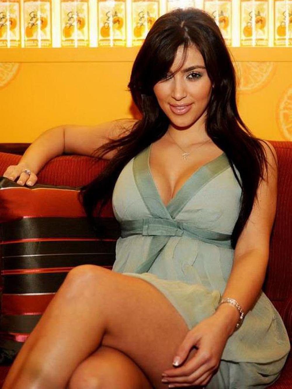 Kim Kardashian Haircut 03