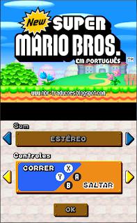 [NDS] New Super Mario Bros. (Novo Super Irmãos Mário) NSM2
