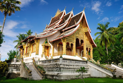 (Laos)  - Luang Prabang – A place must to see