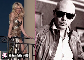 "Pitbull & Shakira's ""Get It Started"" Video: Watch Now! » Gossip 
