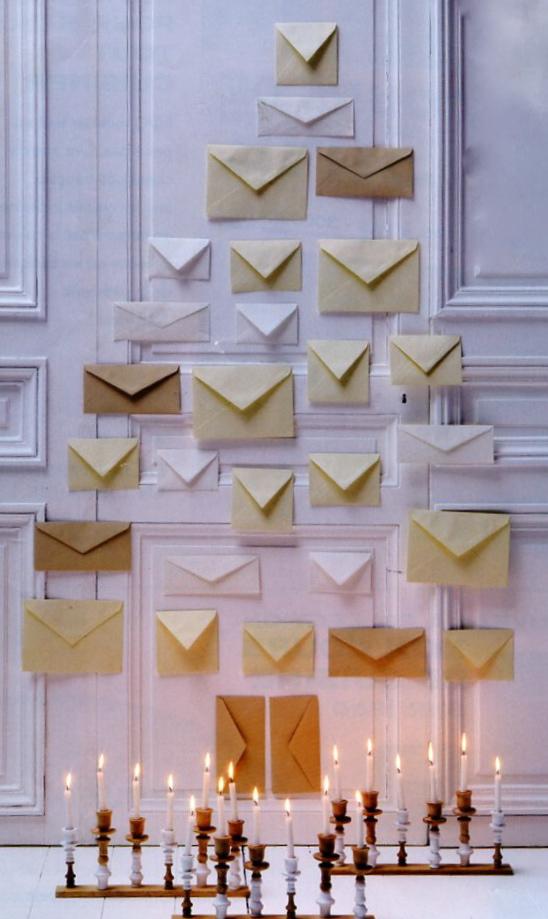 Esta navidad decora con papel ministry of deco - Como se decora un arbol de navidad ...