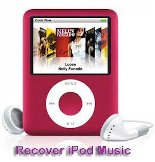 recover iPod music