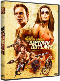 The Baytown Outlaws DVDR NTSC Español Latino
